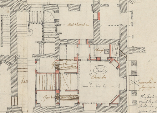 Digitisation And Modelling Of The Plans Relating To Versailles Under The  Ancien Régime